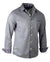 Men's Casual Fashion Button Up Shirt - Oxford Comma by Rock Roll n Soul