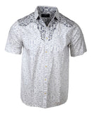 Men's Western Button Up Shirt - Pre Order S/S Falling in Reverse by Rock Roll n Soul