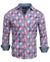 Men's Casual Fashion Button Up Shirt - T for Texas by Rock Roll n Soul1