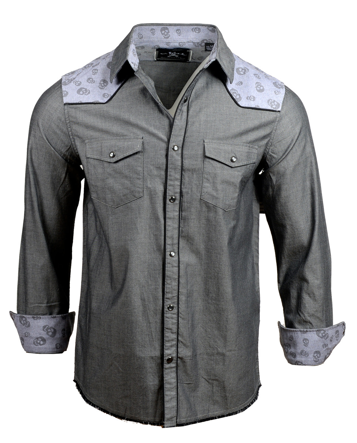 Men's Western Button Up Shirt - Tumble & Twirl by Rock Roll n Soul