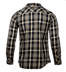 Men's Casual Fashion Button Up Shirt - Join the Gang by Rock Roll n Soul