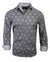 Men's Casual Fashion Button Up Shirt - Eruption by Rock Roll n Soul