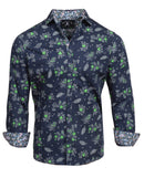 Men's Casual Fashion Button Up Shirt - Little Dreamer by Rock Roll n Soul