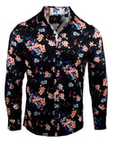 Men's Casual Fashion Button Up Shirt - Sharp Dressed Man by Rock Roll n Soul