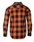 Men's Flannel Fashion Button Up Shirt - Redneck Paradise by Rock Roll n Soul2