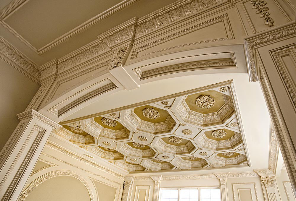 White River Hardwoods Mouldings can transform your interior decor from ordinary to extraordinary