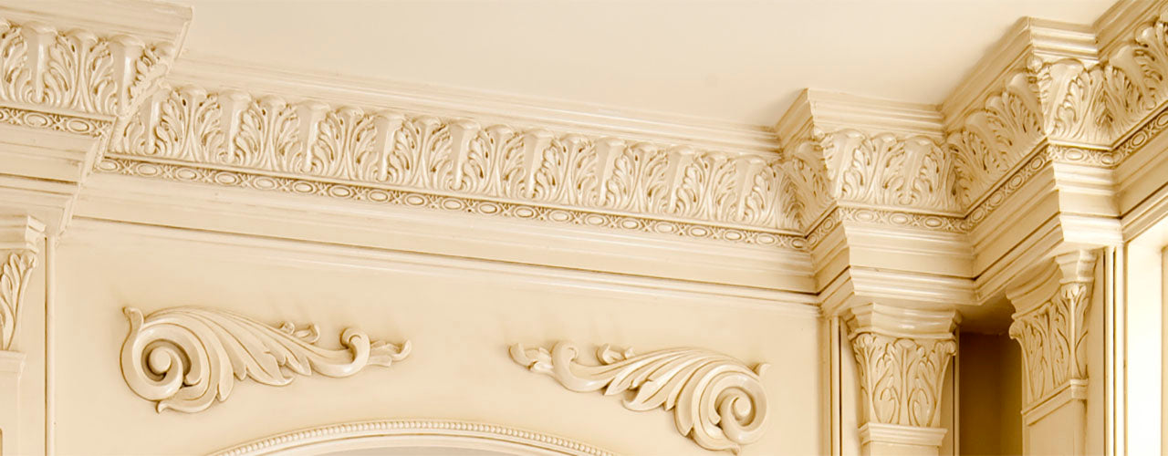 Mon Reale Crowns and Cove Mouldings
