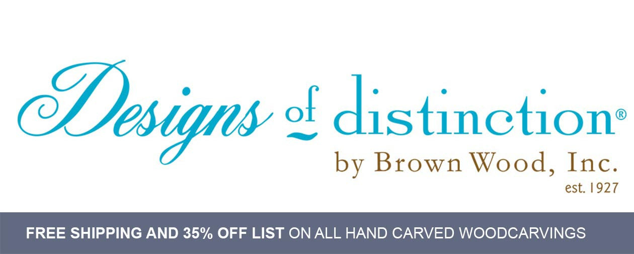 Designs of Distinction Carved Wood Components