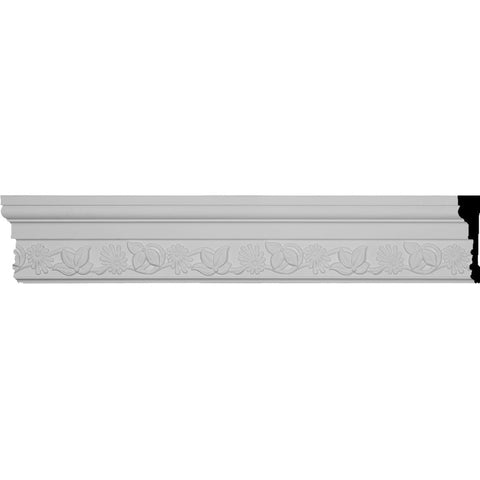 "Spring Chair Rail (6 3/8"" Repeat), 4""H x 1 1/8""D x 94 1/2""L"