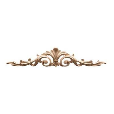 Traditional Collection Traditional Onlay 24 W X 5 1 4 H X 3 4 D Mouldings Com