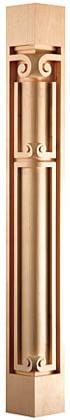 "Modern Classic Collection, Modern Corner Post,  2 3/4""w x 32 1/4""h x 2 3/4''d"