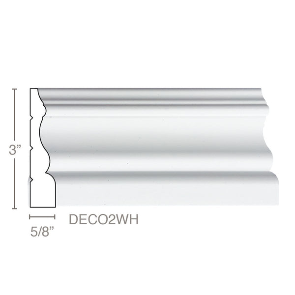 "Copy of Deco2 - Case, 5/8""W x 3""D - test"
