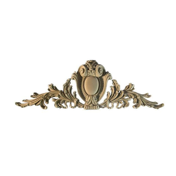 "Louis XVI Cartouche, 46 1/2""w x 15 1/2""h x 2 1/2""d, Made to Order, Not Returnable, MINIMUM ORDER AMOUNT $200"