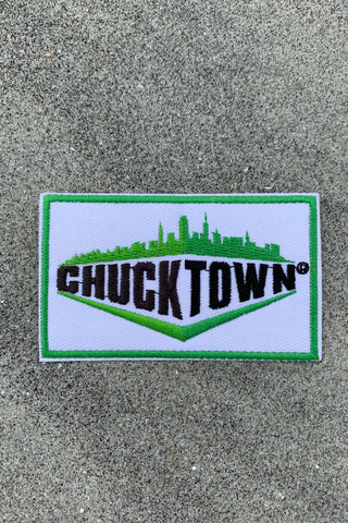 Chucktown Skyline Patch