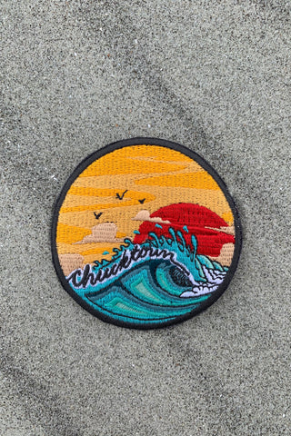Chucktown Wave Patch