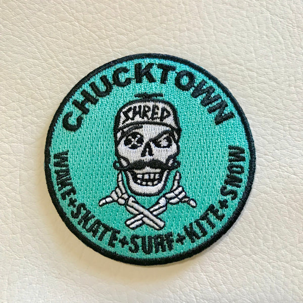 Chucktown® Iron-on Patch