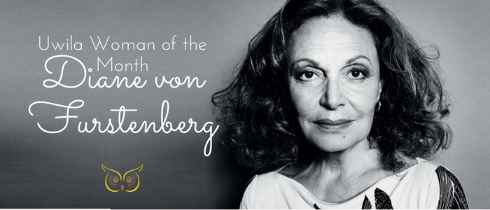 Uwila Woman of the Month: Diane von Furstenberg