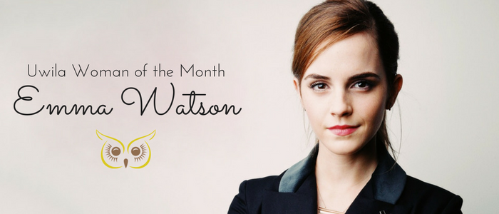 Uwila Woman of the Month: Emma Watson