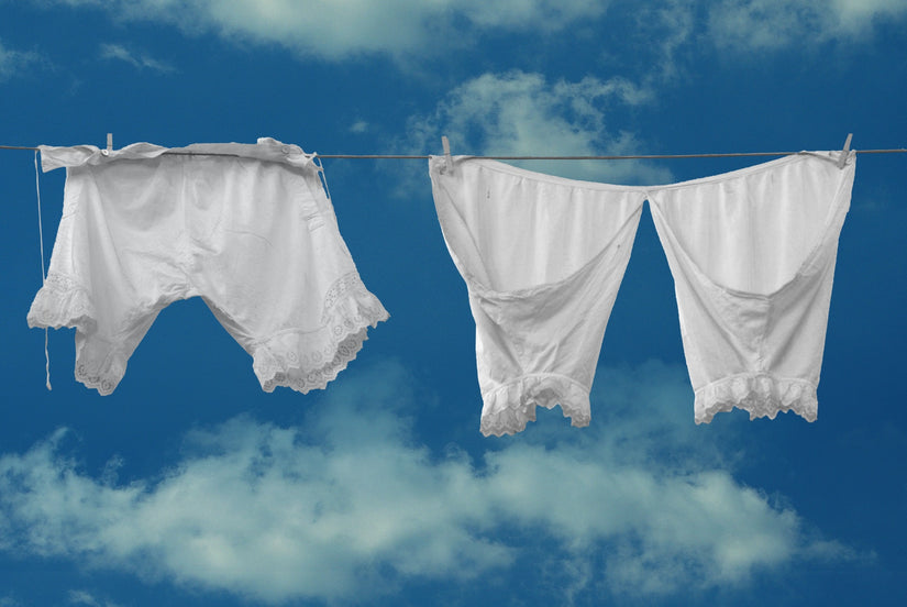 Do I Really Have To Hand-Wash My Underwear?