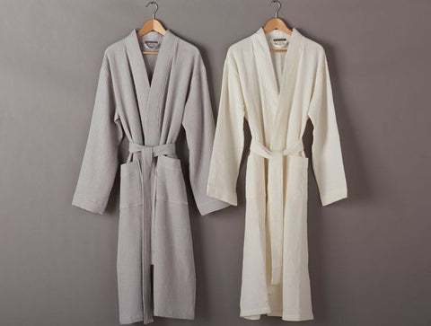 Coyuchi's Bath Robe from Uwila Warrior's Spring Splurge List