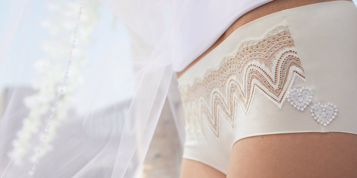 The Best Underwear for Your Wedding Day