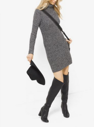 Uwila Warrior, Fall Dresses, Michael Kors Wool-Blend Sweater Dress