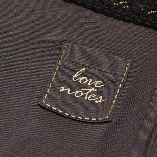 Shale with Love Notes Pocket