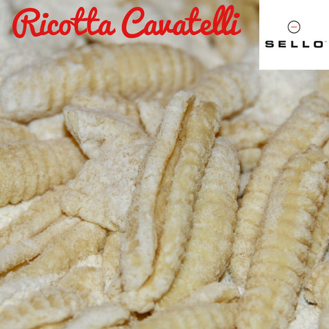 Ricotta Cavatelli:  Recipe from Brooklyn, New York