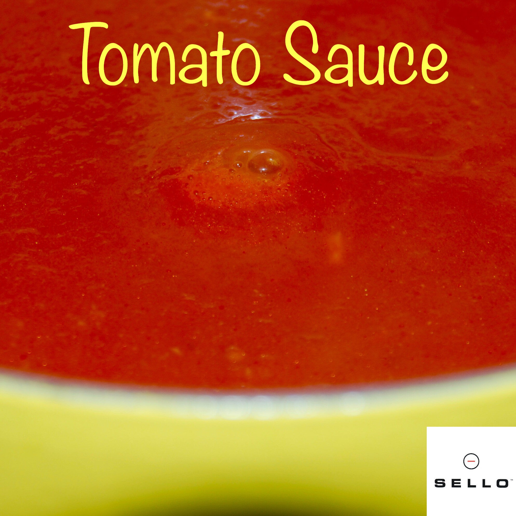 Tomato Sauce:  Simple Recipe from Italy