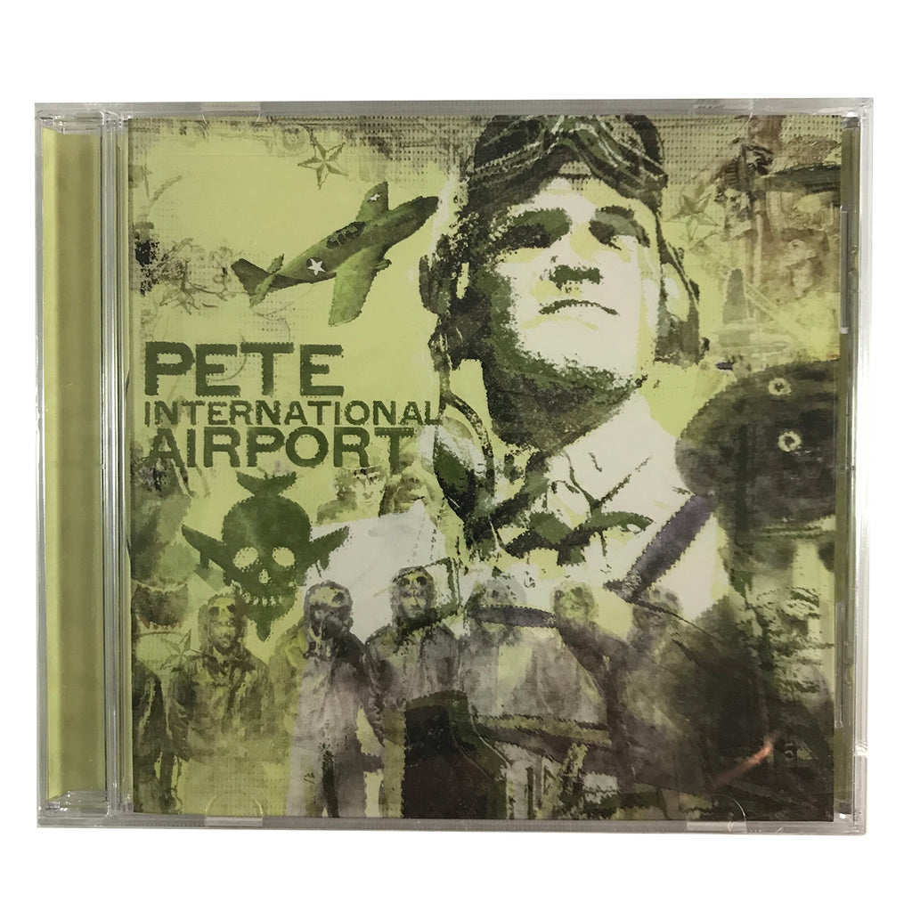 Pete International Airport 1st CD