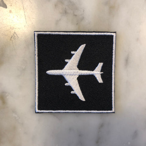 PIA Airplane Patch
