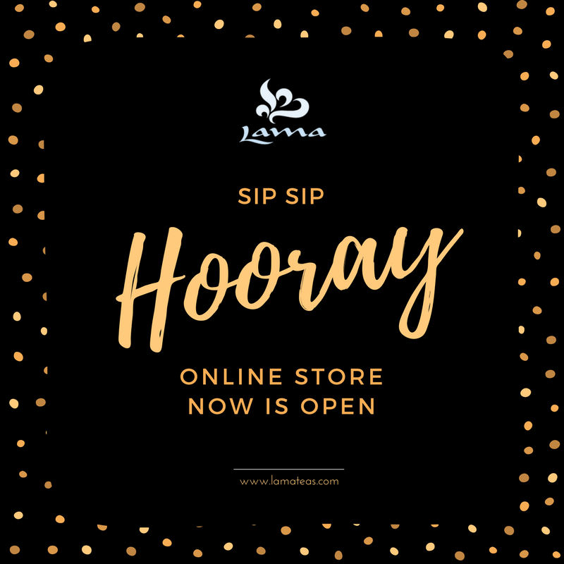 Online Store Now Is Open