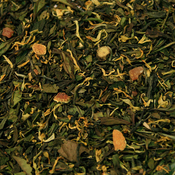 White Tea ~Orange & Cinnamon~  / Té Blanco Naranja & Canela