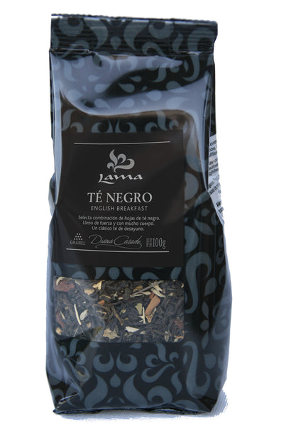 Black Tea ~English Breakfast~ / Té Negro English Breakfast