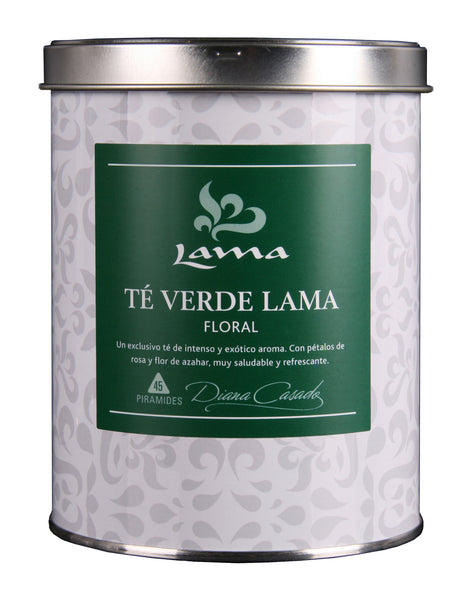 Green Tea ~Exclusive El Lama~  / Té Verde Exclusivo Lama