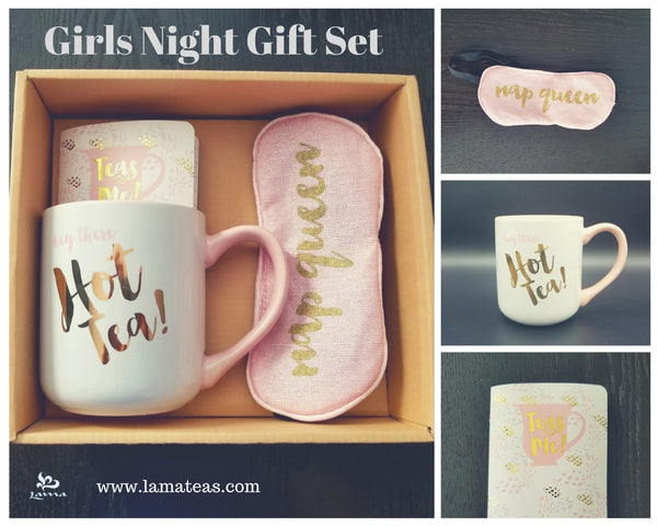 SET~ GIRL NIGHT GIFT SET