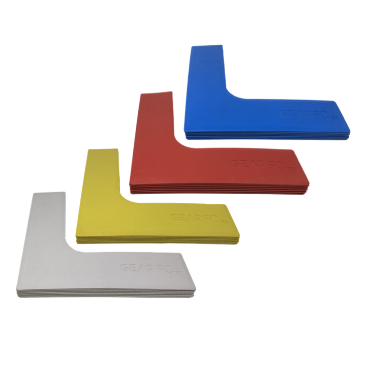 Flat Corner Markers (8 Pack)