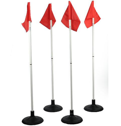 Corner Flag Set (for artificial grass)
