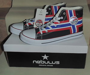 Nebulus High Union Sneaker