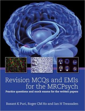 Revision mcqs and emis for the mrcpsych – abc books lebanon.