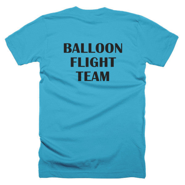 BALLOON FLIGHT TEAM (Back) T-Shirt