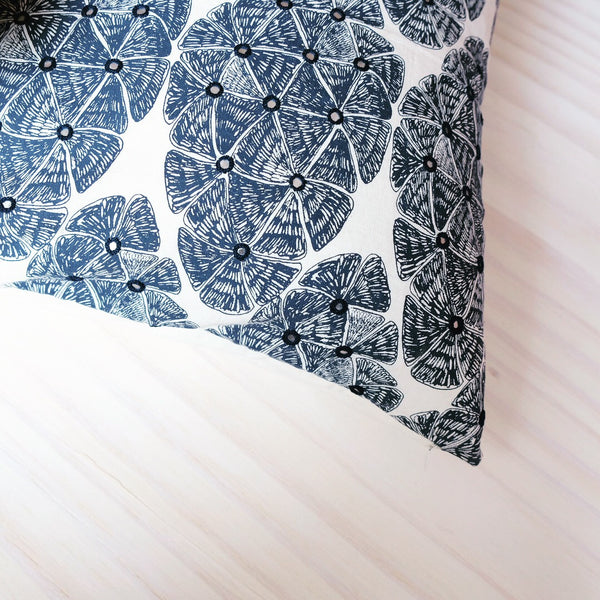 Allem Studio Sophia Navy Pillow