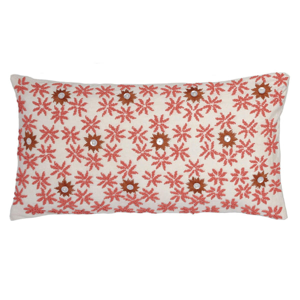 Blossom Peach Pillow - ALLEM STUDIO