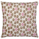 Blossom Tan Pillow - ALLEM STUDIO