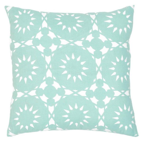 Casablanca Seafoam Pillow - ALLEM STUDIO