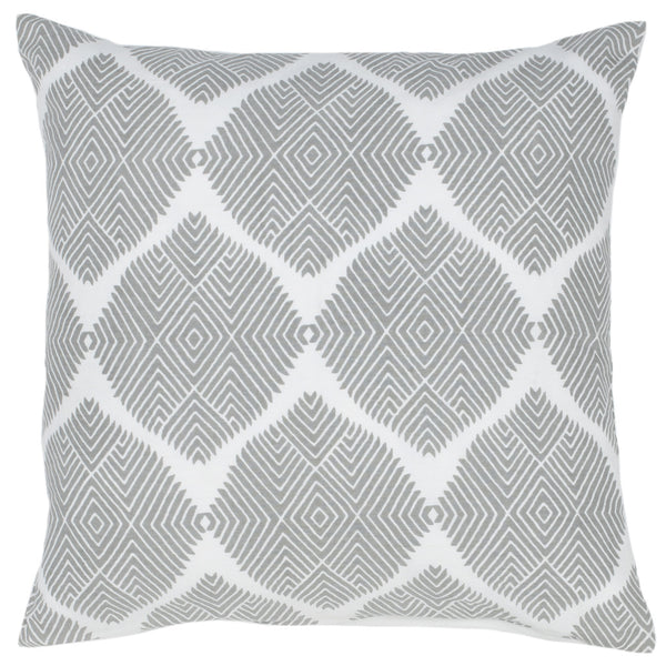 Indus Gray Pillow