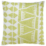 Lupita Lime Pillow - ALLEM STUDIO