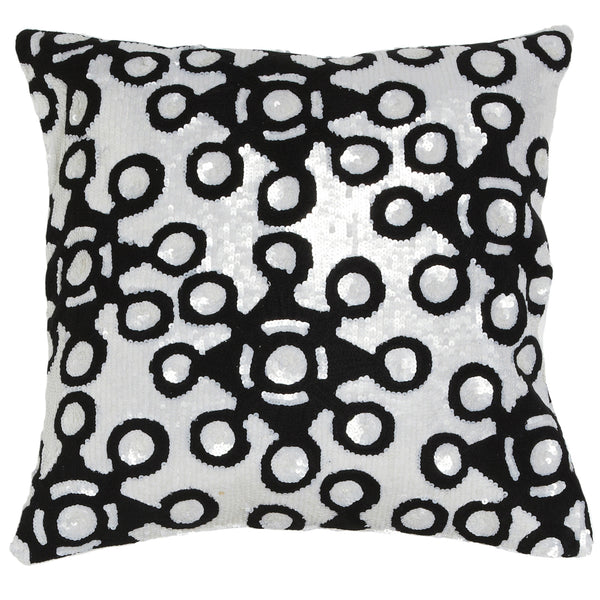 Snowflakes Pillow - ALLEM STUDIO