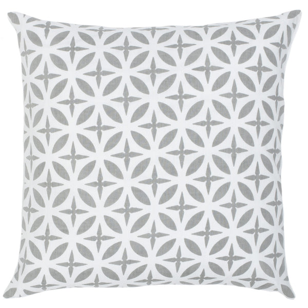 Troy Gray Pillow - ALLEM STUDIO