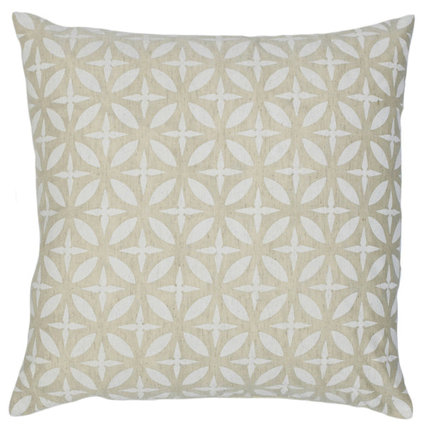 Troy Natural Pillow - ALLEM STUDIO